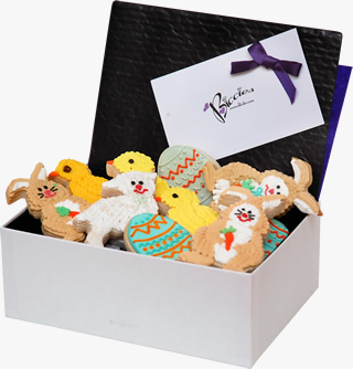 Easter Biccies Box