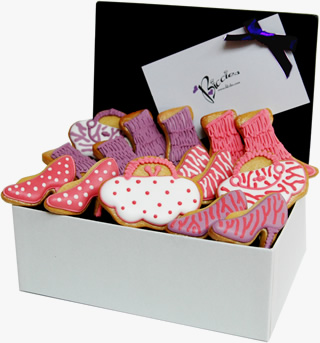 Fashionista Biccies Box