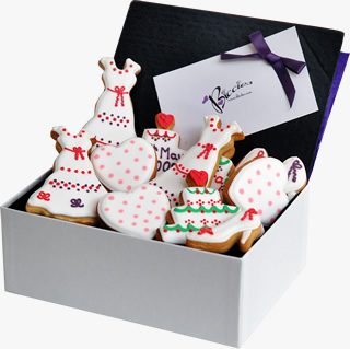 Wedding Biccies Box