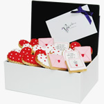 Love Letters biscuit box